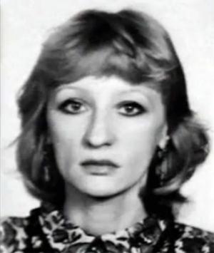 Первая жертва Орлова Нина Дахова - хозяйка квартиры, которую снимал убийца
