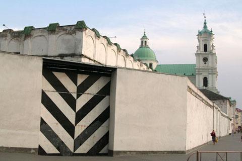 Гродненская тюрьма и воры в законе