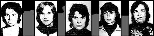 """Как говорил сам маньяк, он """"выходил на охоту"""". Бывало, душил за день двух женщин. Внешне жертвы Михасевича были очень разные. Иногда он выбирал их со спины."""