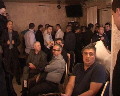 Пресечена воровская сходка в Екатеринбурге