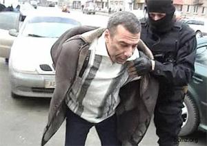 На Украине задержан бывший вор в законе Автандил Антадзе