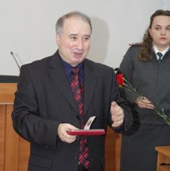 Следователь областной прокуратуры по особо важным делам Дмитрий Плоткин