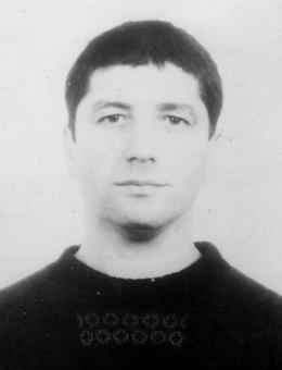 Криминальный авторитет Константин Литвиненко по прозвищу Костя Рэмбо