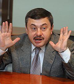 Отставной губернатор Новгородской области Михаил Прусак
