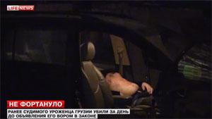Криминальный авторитет Чылдыры Илгар Захир-оглы был расстрелян в своей машине