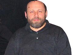 антиквар Аркадий Тульчин