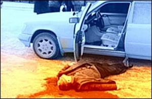 Убийство Алексея Дабеева