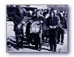 Похороны Макара Стрелянного