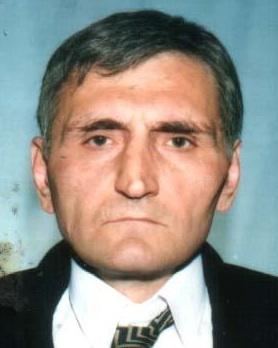 Бывший грузинский вор в законе Гизо Сергия