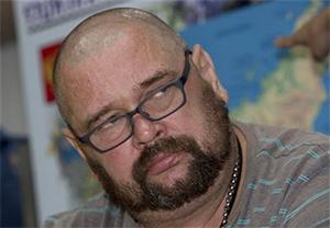 Криминальный авторитет Александр Матусов ждет депортации