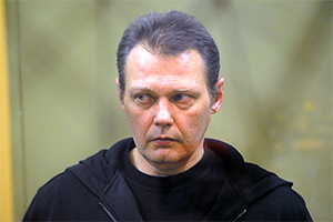 Член банды Цапка – Игорь Черных