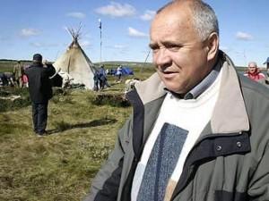 Экс-губернатор Hенецкого автономного округа (HАО) Алексей Баринов