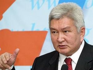 Премьер-министр Киргизии Феликс Кулов