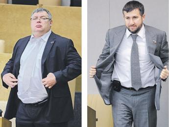 Депутаты предоставили свои декларации за 2013 год