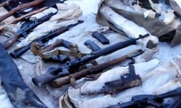 Как изымалось оружие у кровавой ОПГ Ифы — Козлова
