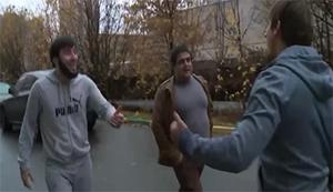 """Журналистов телеканала """"360"""" избили неизвестные"""