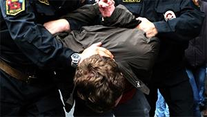 Полицией задержана преступная группировка,  занимающаяся поджогами
