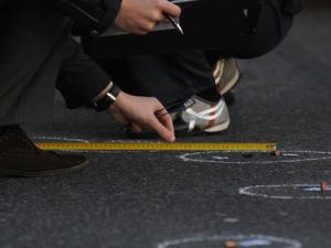 На одной АЗС в Химках застрелили водителя
