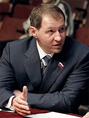 Криминальный авторитет Вадим Моляков