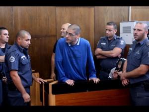 Моти Хасин в суде