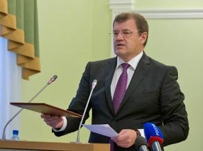 Бывшего мэра Томска обвиняют в превышениях полномочий на сумму 37 миллионов рублей