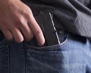 В центре Смоленска произошло вооруженное ограбление