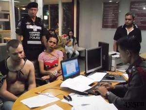 Полиция Паттайи россиянина виновного в ДТП с тремя жертвами