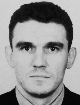 Один из лидеров измайловской группировки - Сергей Аксенов