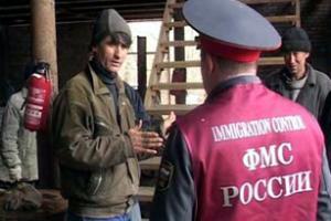 На предприятии в Тульской области задержали сто нелегалов