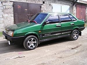В Воронеже бывший владелец машины угнал ее у покупателя и разобрал на запчасти