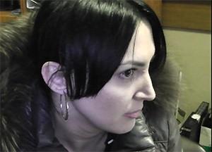 Жена лидера Аида, всячески помогала мужу в криминальных делах
