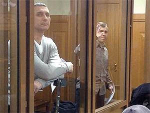 Члены ОПГ Калуга на суде