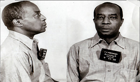 Бампи Джонсон в тюрьме