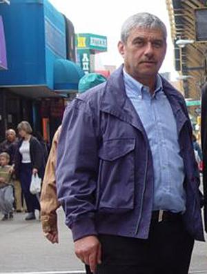 Моня Эльсон на Брайтон Бич (2003 год)