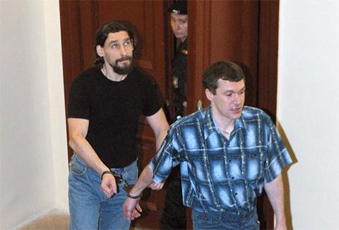 Юрий Колчин и Виталий Акишин в Санкт-Петербургском городском суде
