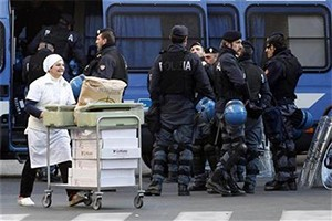 Италия борется с Аль-Каидой