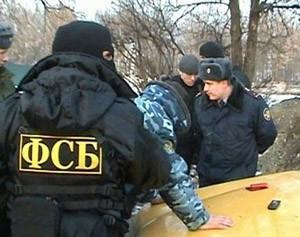 Сотрудники свердловского УФСБ задержали высокопоставленного офицера ФСИН РФ