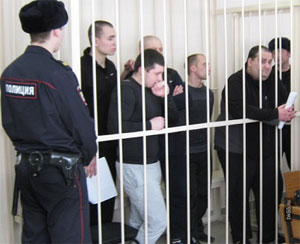 Омская ОПГ в зале суда