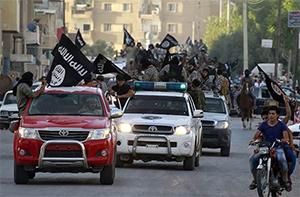 Исламское Государство выгодно политике США