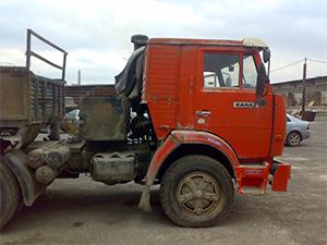 Юные угонщики угнали КАМАЗ, чтобы почувствовать мощь грузовика