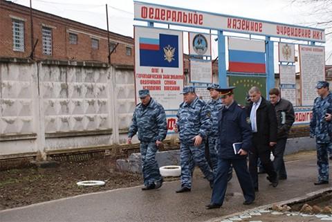 Директор ФСИН России Александр Реймер с рабочим визитом в учреждения УИС Республики Адыгея