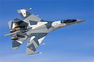 Новейший истребитель Су-35С