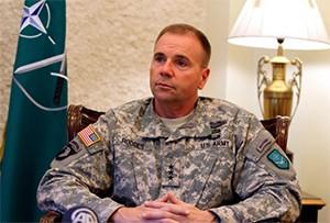 Генерал-лейтенант Фредерик Ходжес