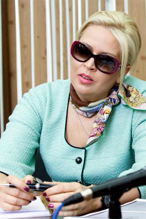 Евгения Васильева находится в СИЗО