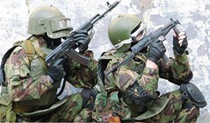 Открытие совместной тренировки сил специального назначения Вооружённых Сил государств-членов ШОС