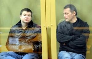 Сергей Цапок и Игорь Черных