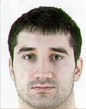 Арестованный в 2014 году участник банды Борко Илинчич