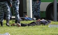 Преступник убил полицейского
