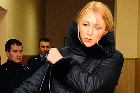 Виновница ДТП со смертельным исходом Анна Шавенкова