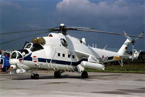 """Вертолет МИ-35 """"Крокодил"""""""